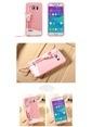 Fabitoo Samsung Galaxy S6 Candy Kılıf  Pembe